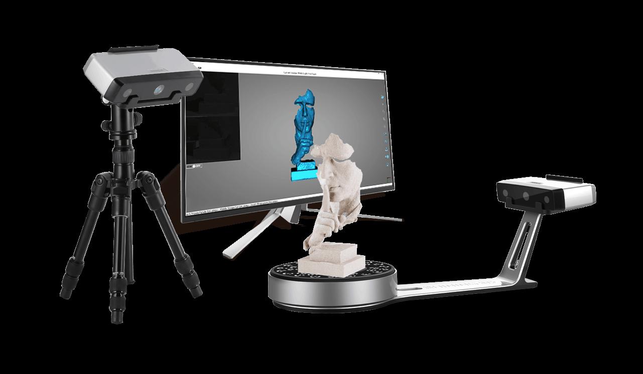 Escáner 3D SP Shining 3D