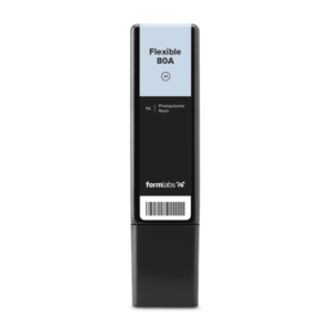Resina Flexible 80A Formlabs