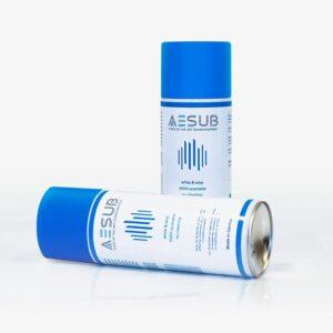 Spray para escaneado 3d