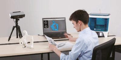 Escáner 3D Eisncan SP