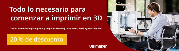 Promoción Ultimaker Q4